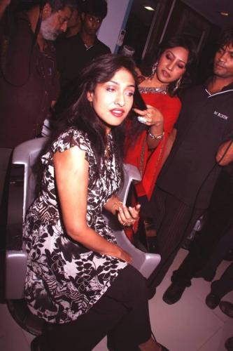 Rituparna Sengupta at Be Bonnie