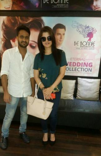 Actress Srabanti at Be Bonnie