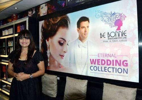 Actress Ushashi Chakraborty at Be Bonnie
