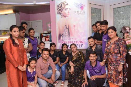 Be Bonnie Staffs with veteran actress Supriya Devi